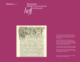 Jahrbuch des Historischen Vereins Band 111 - E-Book