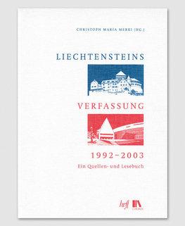 Liechtensteins Verfassung, 1992-2003