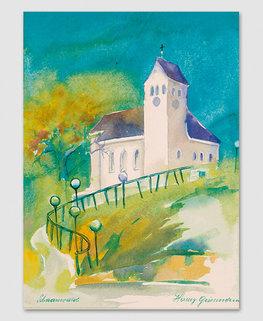 Kirche Schaanwald