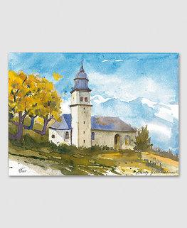 Duxkapelle, Schaan/Sommer