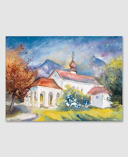 Maria Hilfkapelle, Mäls