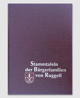 Stammtafeln der Bürgerfamilien Ruggell