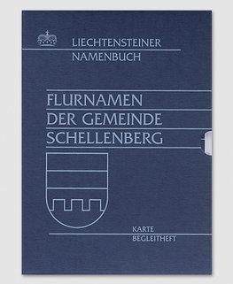 Flurnamen der Gemeinde Schellenberg