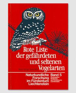 Rote Liste der gefährdeten und seltenen Vogelarten