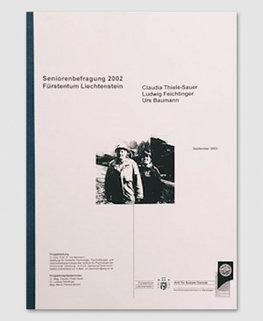 Seniorenbefragung 2002 Fürstentum Liechtenstein
