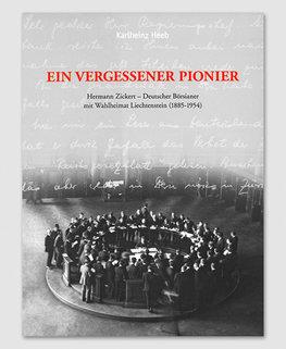 Ein vergessener Pionier - Hermann Zickert