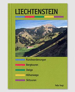 Tourenführer Liechtenstein