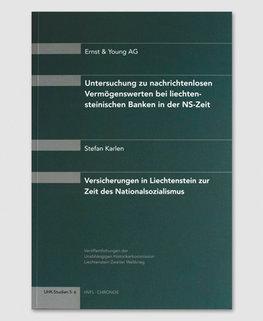 Untersuchung zu nachrichtenlosen Vermögenswerten bei liechtensteinischen Banken in der NS-Zeit