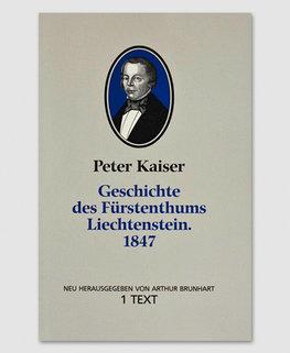 Geschichte des Fürstentum Liechtensteins 1847