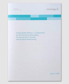 Unterschiede Schweiz/Liechtenstein