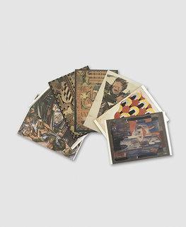 Postkarten-Set à 8 Karten