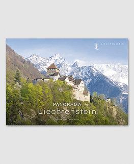 Panorama Liechtenstein (italienisch)