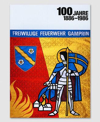100 Jahre Freiwillige Feuerwehr Gamprin