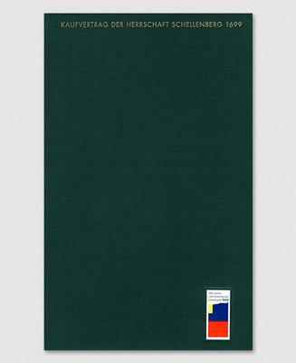 Kaufvertrag der Herrschaft Schellenberg 1699