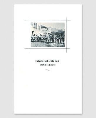 Schulgeschichte 1806 bis heute (Ruggell)