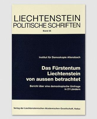 LPS 25 - Das Fürstentum Liechtenstein von aussen betrachtet