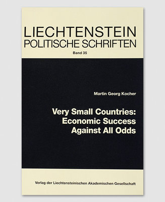 LPS 35 - Very Small Countries: Economic Success Against All Odds