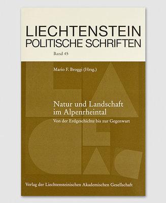LPS 45 - Natur und Landschaft im Alpenrheintal