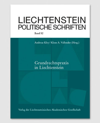 LPS 52 - Grundrechtspraxis in Liechtenstein