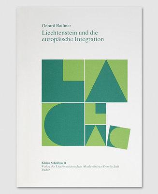 KS 14 - Liechtenstein und die europäische Integration