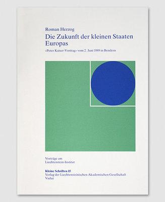 KS 15 - Die Zukunft der kleinen Staaten Europas