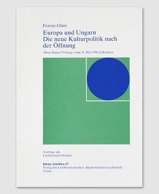 KS 17 - Europa und Ungarn: Kulturpolitik nach der Öffnung