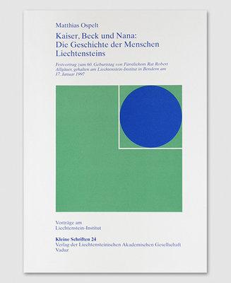 KS 24 - Geschichte der Menschen Liechtensteins