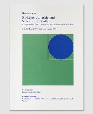 KS 25 - Zwischen Autarkie und Scheinsouveränität