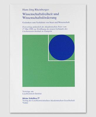 KS 27 - Wissenschaftsfreiheit und Wissenschaftsförderung