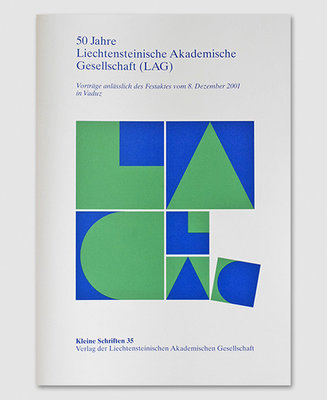 KS 35 - 50 Jahre Liechtensteinische Akademische Gesellschaft