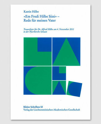 KS 52 - Em Fredi Hilbe Siini - Rede für meinen Vater