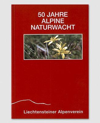 50 Jahre alpine Naturwacht