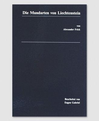 Die Mundarten von Liechtenstein