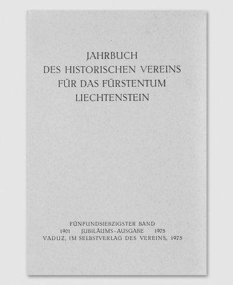 Jahrbuch des Historischen Vereins Band 75