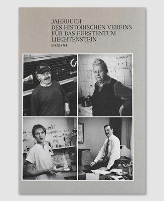 Jahrbuch des Historischen Vereins Band 94