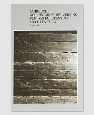 Jahrbuch des Historischen Vereins Band 91