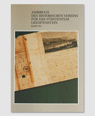 Jahrbuch des Historischen Vereins Band 90