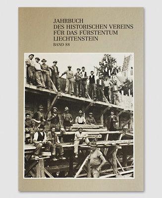 Jahrbuch des Historischen Vereins Band 88