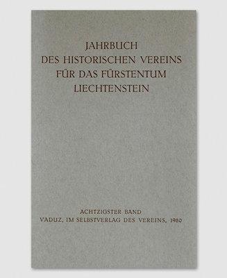Jahrbuch des Historischen Vereins Band 80