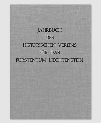 Jahrbuch des Historischen Vereins Band 30