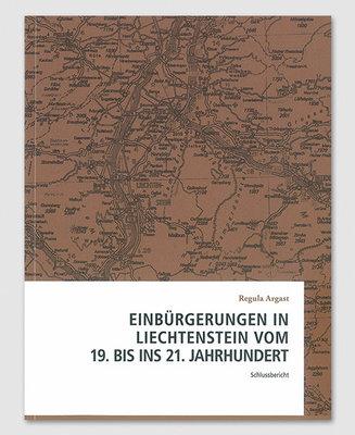 Einbürgerungen in Liechtenstein Sammelwerk