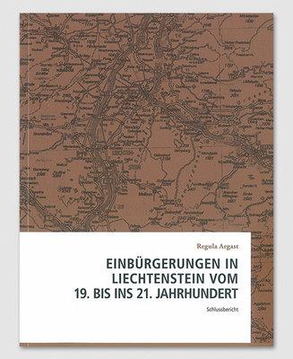 Schlussbericht Einbürgerungen in Liechtenstein