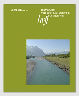 Jahrbuch des Historischen Vereins Band 114 - E-Book