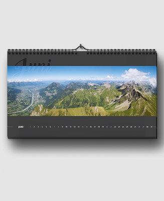 Fotokalender 2018 - 34 x 19 cm