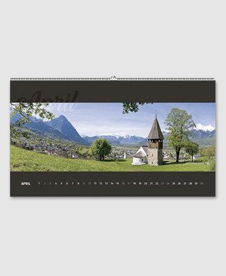 Panoramakalender 2019