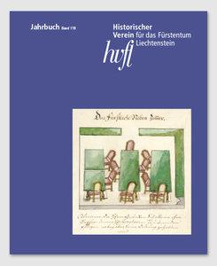 Jahrbuch des Historischen Vereins Band 118