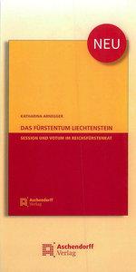Das Fürstentum Liechtenstein - Session und Votum im Reichsfürstenrat