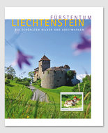 Fürstentum Liechtenstein - Die schönsten Bilder und Briefmarken