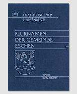 Flurnamen der Gemeinde Eschen