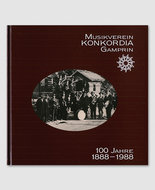 100 Jahre Musikverein Konkordia Gamprin